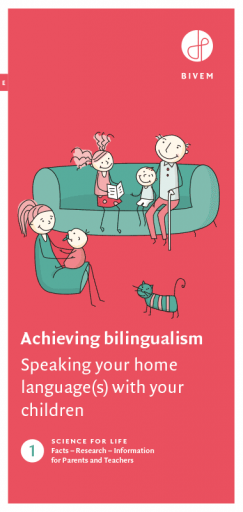 Speaking your home language(s) with your children